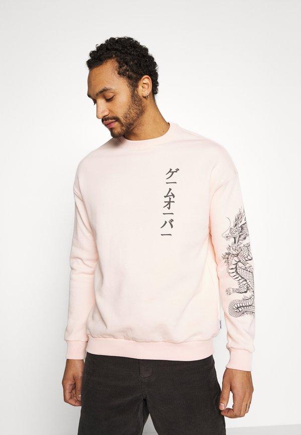 YOURTURN Bluza - pink/rÓżowy Odzież Męska UXKL