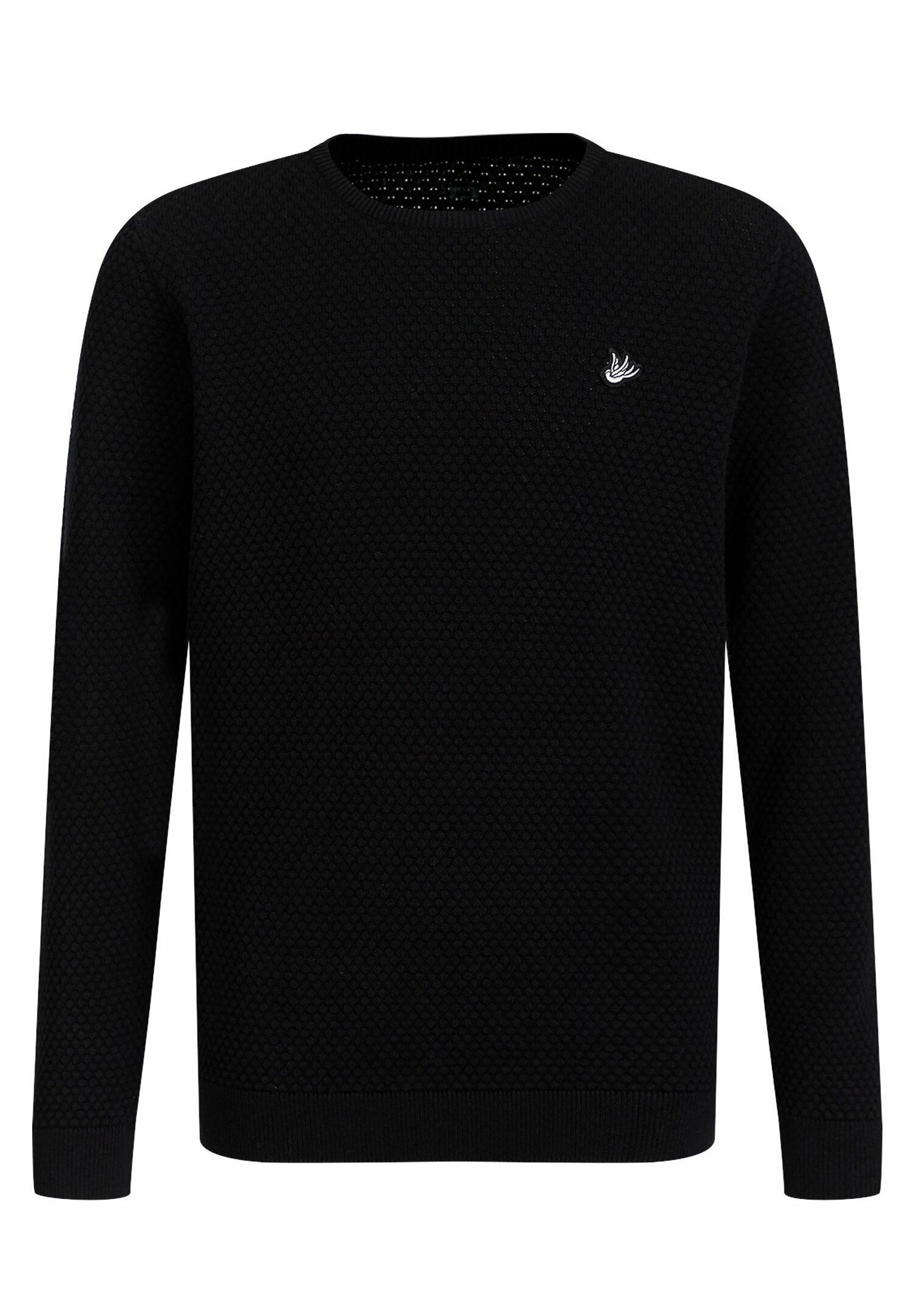 Jongens fijn gebreide trui | 94867763 WE Fashion