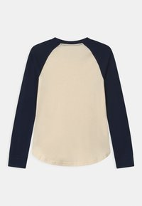 Abercrombie & Fitch - RAGLAN - Long sleeved top - cream body - 1