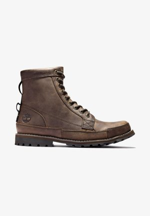 ORIGINALS II 6 INCH - Schnürstiefel - dk brown full grain