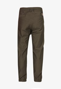 Carhartt WIP - MARSHALL SANDERS - Trousers - moor stone washed - 1