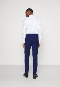 Tommy Hilfiger Tailored - FLEX STRIPE SLIM FIT SUIT SET - Oblek - blue - 5