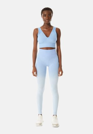 Leggings - light blue