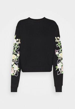 SOREN - Sweatshirt - jet black