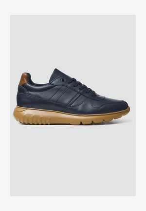 ALVAR - Sneakersy niskie - navy