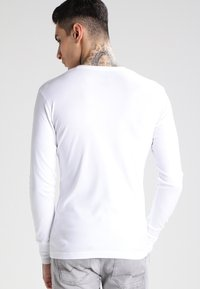 KnowledgeCotton Apparel - Top s dlouhým rukávem - bright white - 2