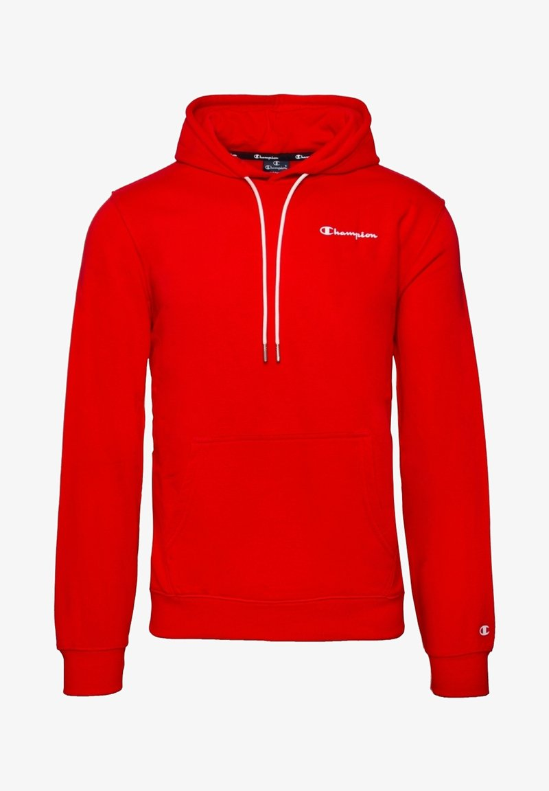 Champion - Hoodie - red
