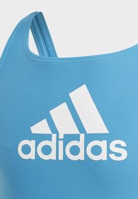 adidas Performance - BADGE OF SPORT SWIMSUIT - Swimsuit - blue - 2