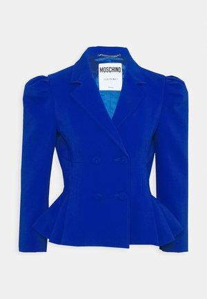 JACKET - Sportovní sako - blue
