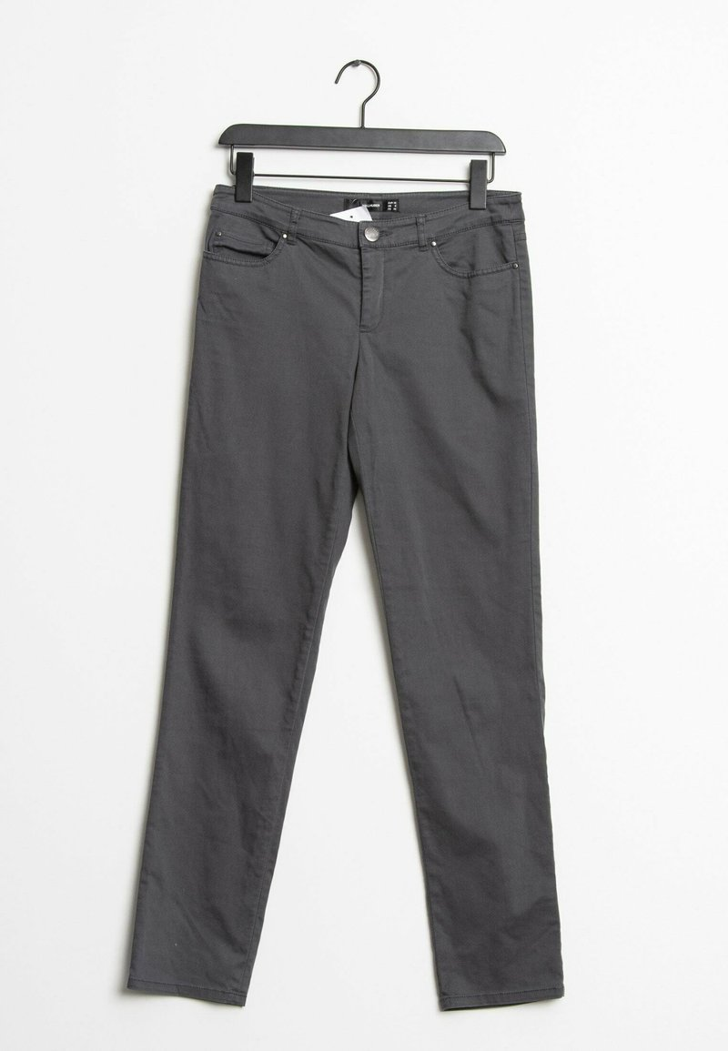 HALLHUBER - Relaxed fit jeans - grey