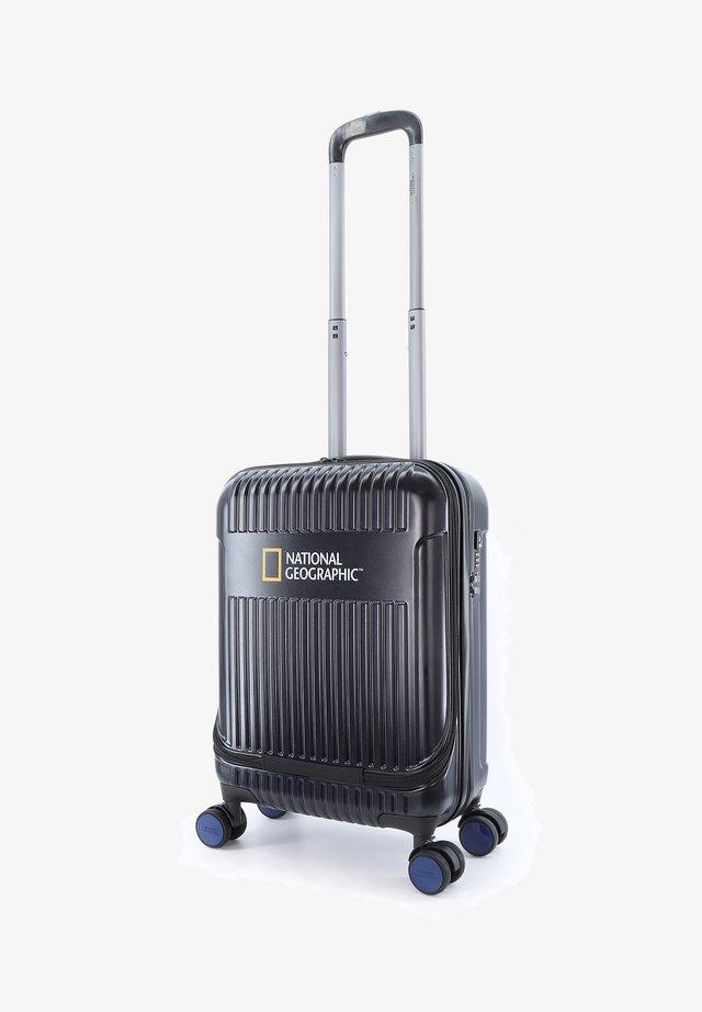 TRANSIT - Wheeled suitcase - blau