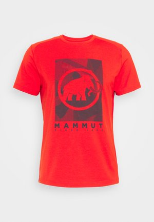 TROVAT  - Print T-shirt - orange