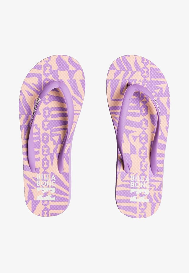 DAMA  - Teenslippers - lit up lilac