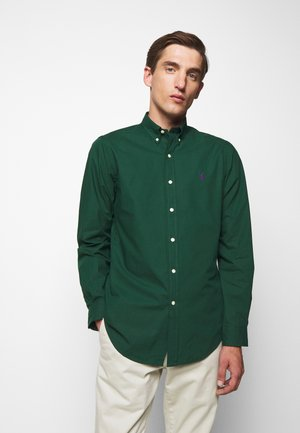 NATURAL - Camicia - college green
