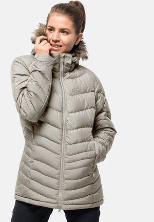 SELENIUM BAY - Down jacket - dusty grey