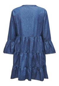 JDY - Denim dress - medium blue denim - 5
