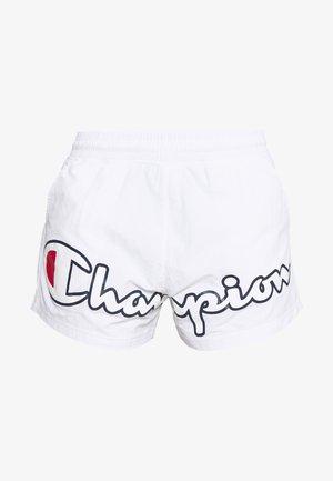 SHORTS - Sports shorts - white