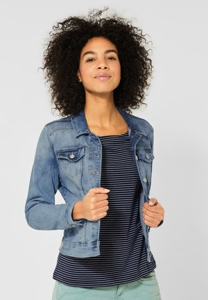 ROXANA - Denim jacket - blue
