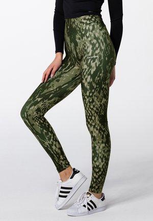 Leggings - green