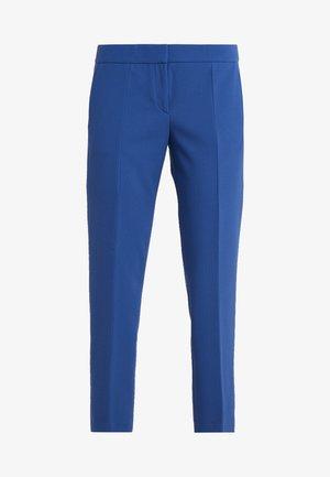 HEVAS - Trousers - open blue