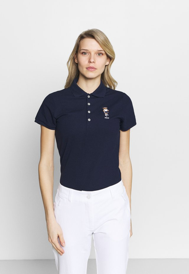 KATEBEAR SHORT SLEEVE - Funkční triko - french navy