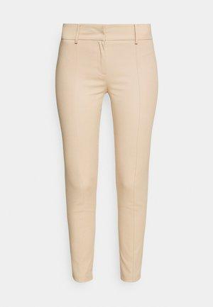 PANTS - Pantalones - triking beige