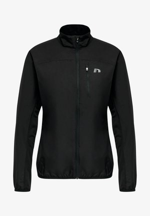 CORE - Training jacket - schwarz