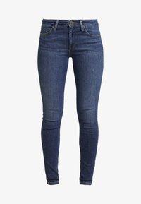Lee - SCARLETT - Jeans Skinny Fit - dark ulrich - 4