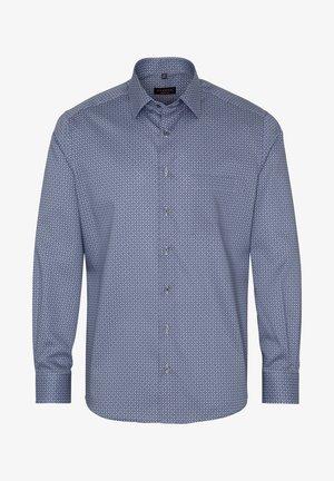 MODERN FIT - Overhemd - blau/grau