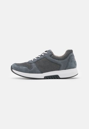 ROLLING SOFT - Trainers - grey/river