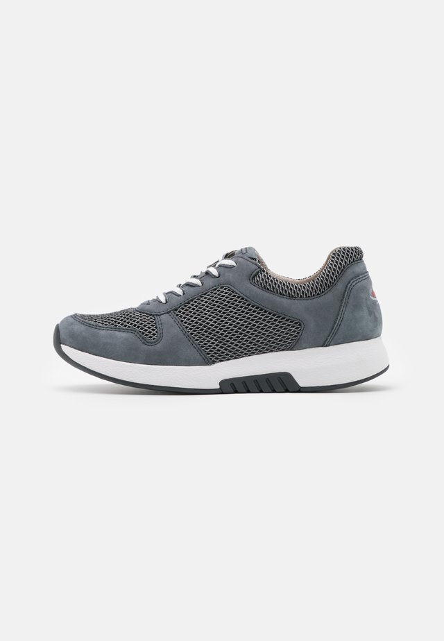 ROLLING SOFT - Sneakers laag - grey/river