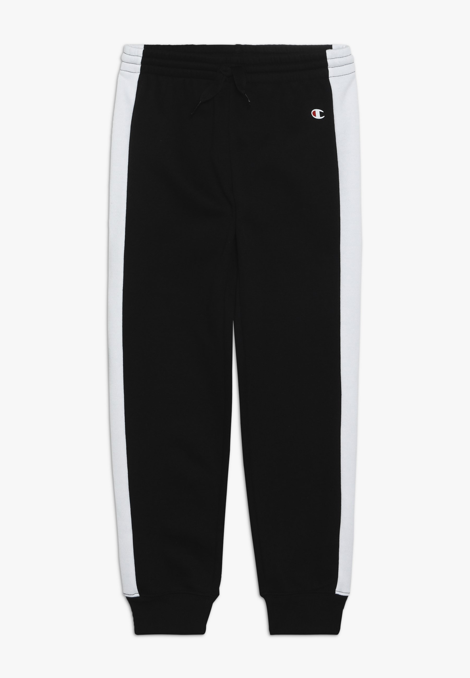 BASIC BLOCK CUFF PANTS Joggebukse black