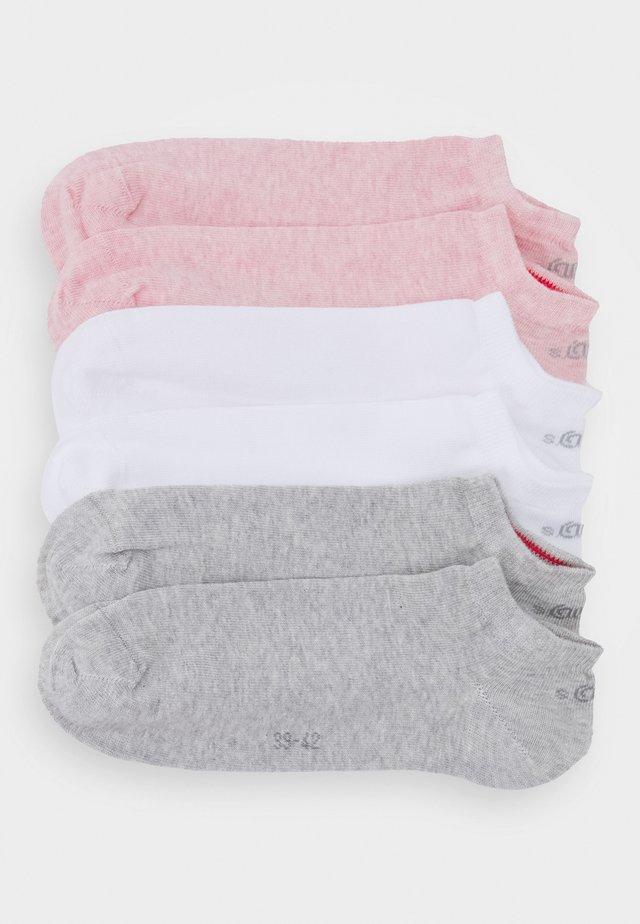ONLINE ORIGINAL SNEAKER 6PACK UNISEX - Socquettes - rosé melange