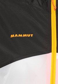 Mammut - Outdoorjacke - black/white - 2