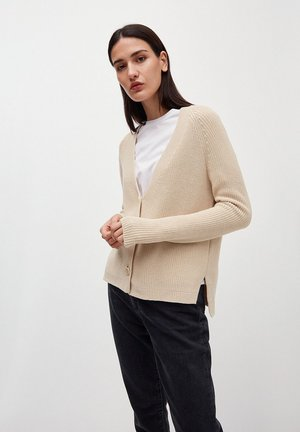 NURIAA - Cardigan - brown