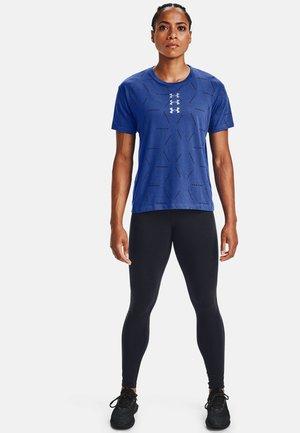 Print T-shirt - jupiter blue