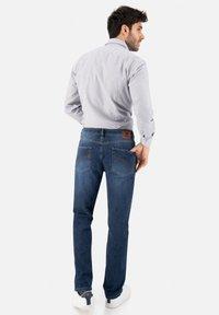 Club of Comfort - Straight leg jeans - mittelblau 943 - 1