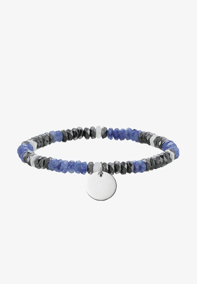 BOHO BLAU GRAU - Bracelet - multi-colored