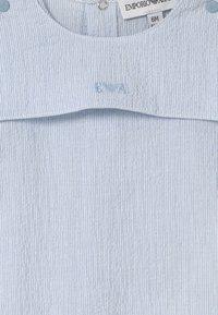 Emporio Armani - UNISEX - Overall / Jumpsuit - light blue - 2