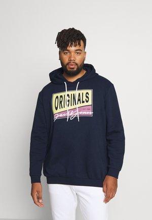 JORMASON HOOD - Sweatshirt - navy blazer