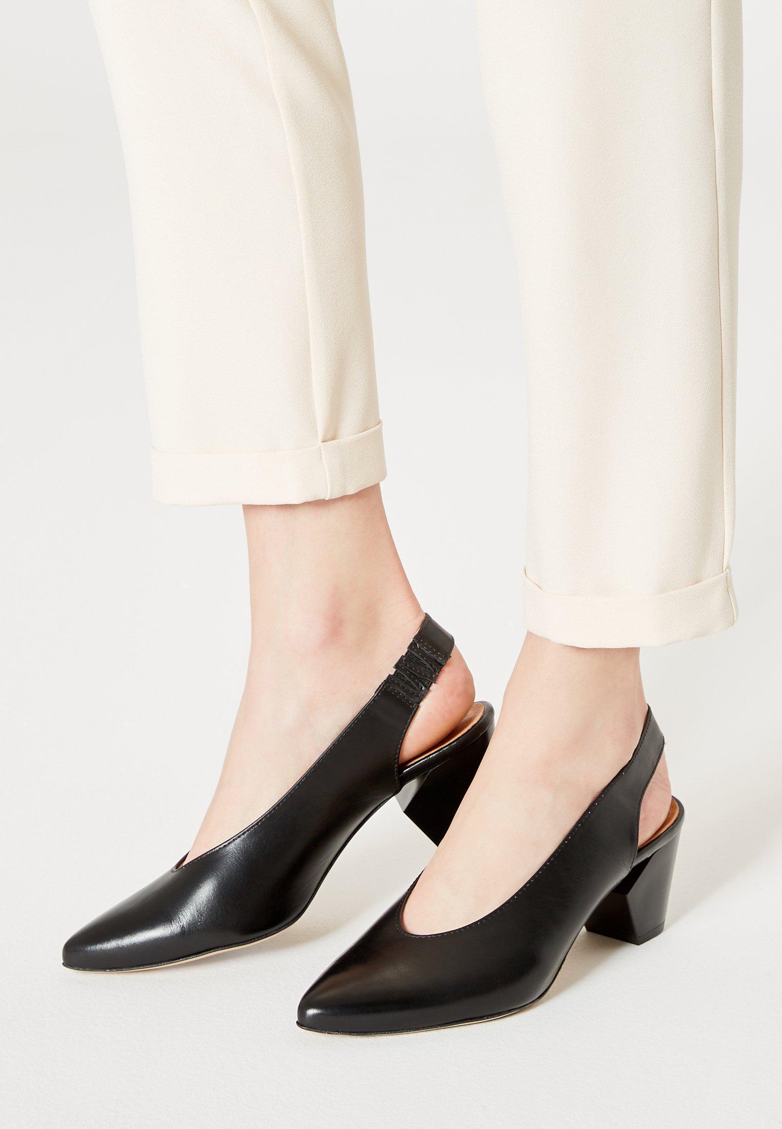 100% Guaranteed Women's Shoes RISA Classic heels schwarz 72ugDQ9Iz