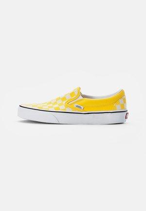 CLASSIC SLIP-ON - Slip-ons - cyber yellow/true white