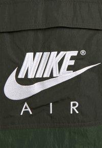 Nike Sportswear - AIR ANORAK - Windbreaker - sequoia/carbon green/white - 2