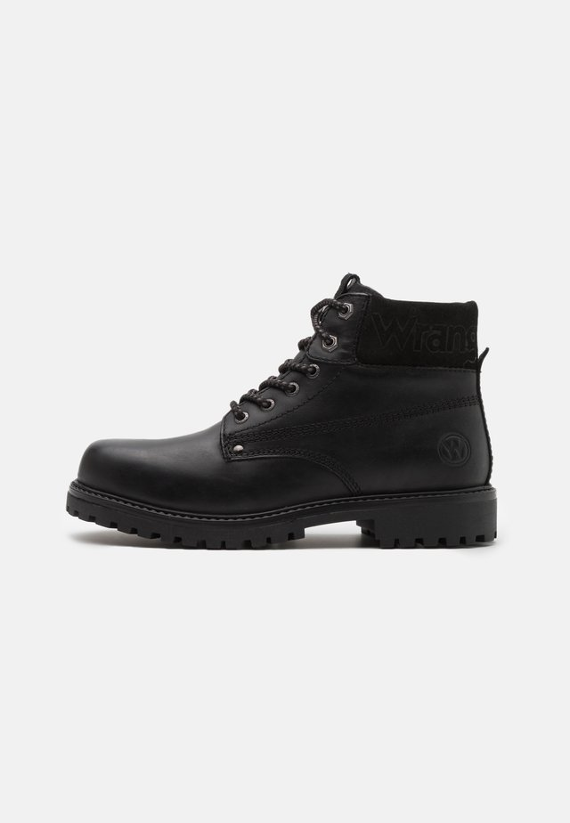 ARCH - Lace-up ankle boots - black