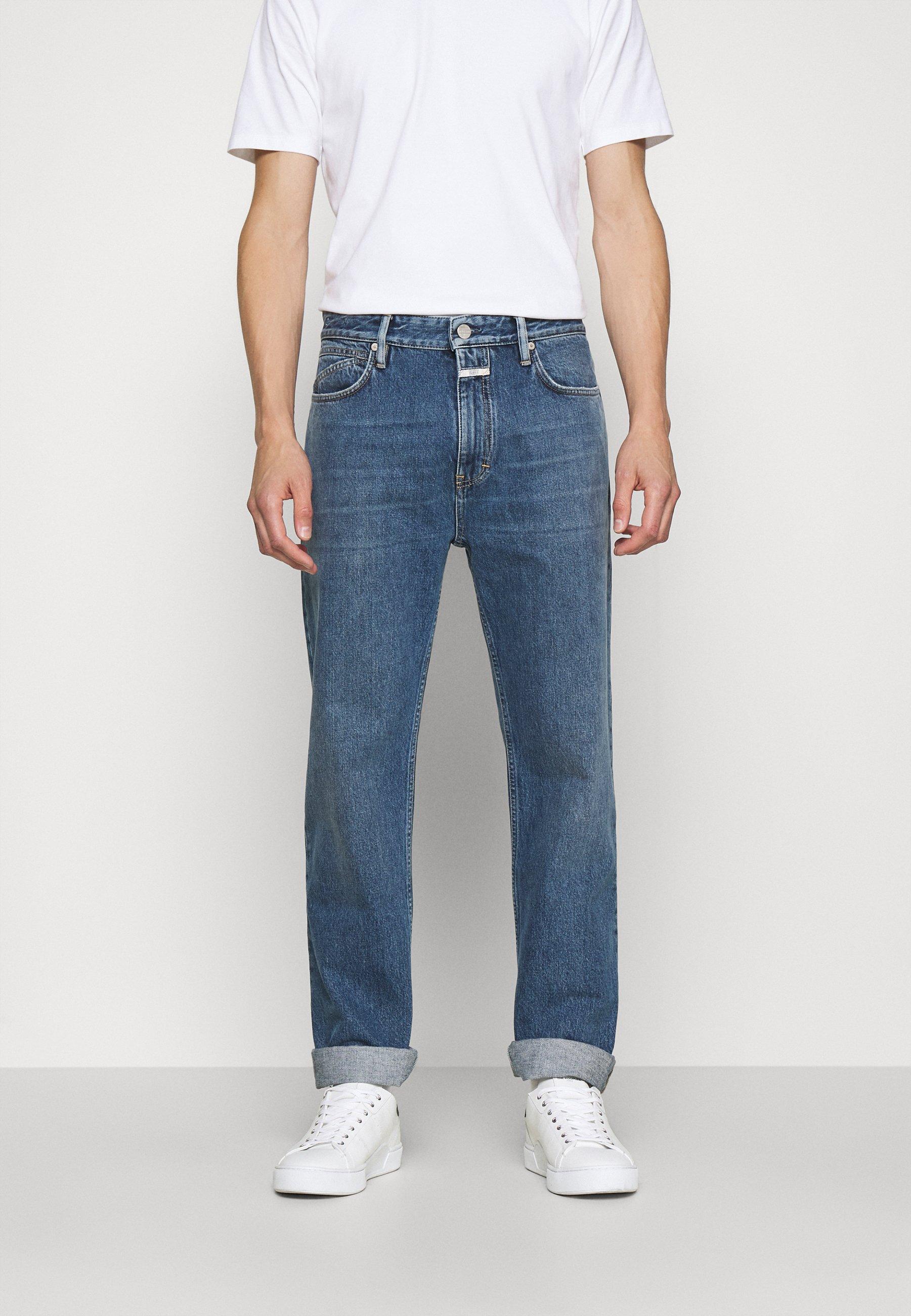 Uomo BOGUS - Jeans a sigaretta
