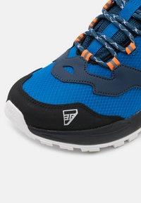 Icepeak - ADOUR MR - Trekingové boty - blue - 5