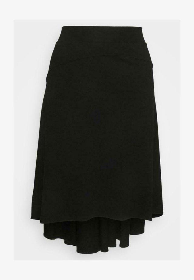 ATLANTA - A-line skirt - schwarz