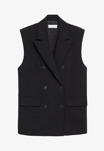 MENTA - Vest - noir