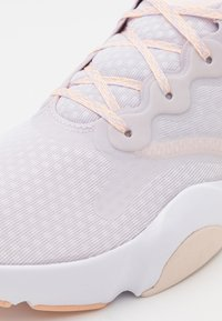 Nike Performance - SPEEDREP - Gym- & träningskor - venice/crimson tint/peach cream/light soft pink/white - 5