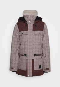 Rojo - AIDEN JACKET - Snowboard jacket - misty rose - 3